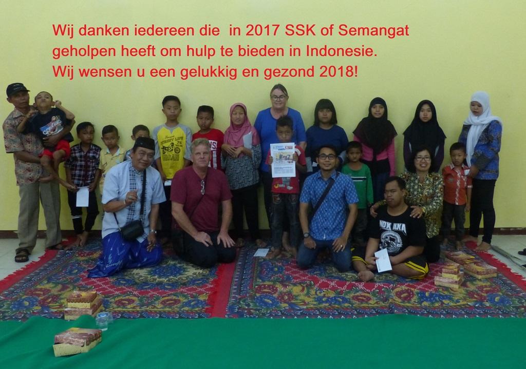 Nieuwsbrief Semangat en SSK december 2017